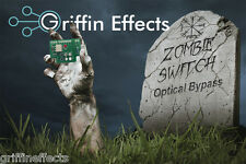 Griffin Effects Zombie Switch Bypass Module Boss Maxon Ibanez etc and Projects