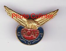 Royal Canadian Air Forces C.O.T.  lapel badge - Insigne de revers