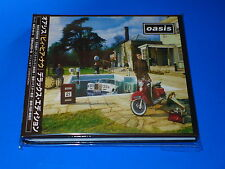 2016 JAPAN DELUXE EDITON CASEBOOK OASIS BE HERE NOW 3 CD SET w/BONUS TRACK FORJP