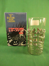 Disney Nightmare Before Christmas SEGA Jack & Zero Drinking Glass NEW #2