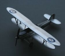 Fairey Firefly IIM Fighter Airplane Desktop Kiln Dry  Wood Model Large New