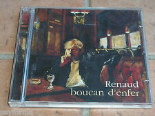 Album CD Boucan d'enfer RENAUD / Excellent état  !!!