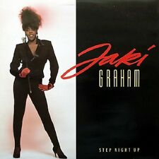 Jaki Graham - Step Right Up Pure Dance Mix & Dub Mix / The Closest One - 12""