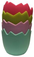 Broken Egg Silicone Treat Cups 4 ct from Wilton #4324 - NEW