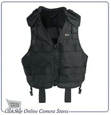 Lowepro Street & Feild Technical Vest (L/XL) Mfr # LP36287