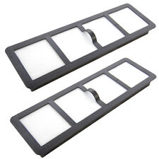 2x HQRP Filters for Eureka AirSpeed AS1001A AS1002A AS1004A, SuctionSeal AS1101B