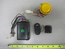 NEW - 12V Kids ATV Alarm with Remote 50cc 70cc 110cc 125cc - Chinese Parts
