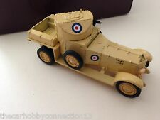 Matchbox Models of Yesteryear Deluxe MOY Y38 1920 Rolls-Royce Armoured Car