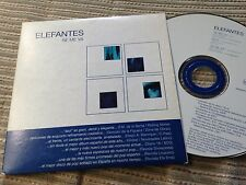 ELEFANTES - SE ME VA CD SINGLE PROMOCIONAL - BUNBURY