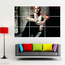 Eminem Slim Shady Rapper Poster Giant Large Decor Huge