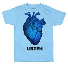 Écoute t shirt design, the kooks inspiré