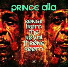 Prince Alla - Songs From The Royal Throne Room NEW VINYL LP £10.99