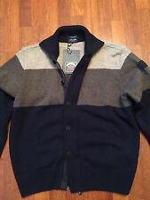 Paul & Shark Jumper,Cardigan Size L,BNWT