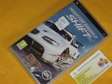 NEED FOR SPEED SHIFT x SONY PSP NUOVO SIGILLATO Versione ITALIANA NEW SEALED