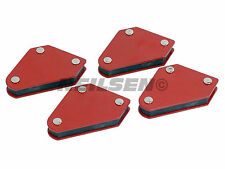 4 Piece Mini Welding Magnet Aids  - Soldering Welder ARC TIG MIG Metal Working