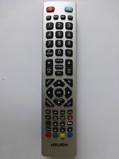 BUSH LED TV/DVD COMBI SILVER REMOTE CONTROL