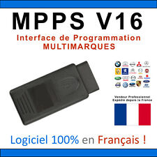 Outil diagnostique Interface MPPS V16.1.02 ECU Chip Tuning EDC15 EDC16 EDC17