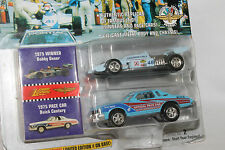 1975 Buick Pace Car, Bobby Unser Race Car, Johnny Lightning,