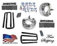 "2007-2015 Silverado Sierra 1500 2&4WD 3""-2"" Lift Strut Spacers Leveling Lift kit"