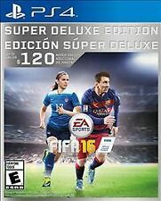 Playstation 4 (PS4)   FIFA 16 BRAND NEW SEALED