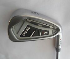 PING i20 Orange Dot 6 IRON      Ping CFS Regular Steel Shaft, Golf Pride Grip