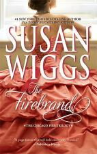 The Firebrand by Susan Wiggs (2010, Paperback)