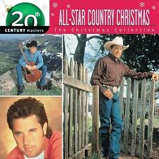 All-Star Country Christmas Collection New CD Travis Gill Keith Strait McEntire++