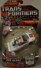 Transformers Red Alert Generations Deluxe MOSC Hasbro