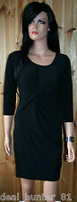 Bodyflirt BPC Black Classic Mini Dress 6-8/XS-S/34 Elegant Shape 3/4 Sleeve 10