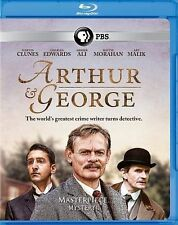 Masterpiece: Arthur and George (Blu-ray Disc, NEW, 2015, U.K. Edition)