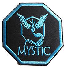 Pokemon Go Team Mystic Patch - Aufnäher neu zum Aufbügeln