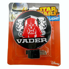Star Wars Disney Darth Vader Trooper Night Light Kids Room Lamp Decor Nightlight