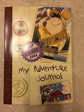 LOT OF 6 DISNEY PIXAR UP GRAPE SODA  ADVENTURE JOURNALS LIMITED COLLECTIBLE