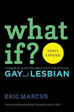 What If?, Eric Marcus, Very Good Book