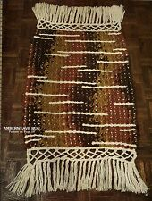 Weave Rug Pattern & Other Macrame Decor - Craft Book: #AC1 Accents