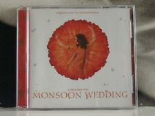 MONSOON WEDDING - ORIGINAL SOUNDTRACK CD EXCELLENT OST
