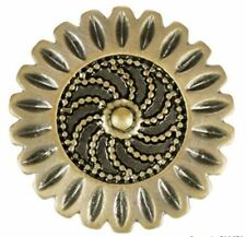 "Ginger Snaps Jewelry ""Brass Spin a Win"" SN07-08 Buy 4 Get One $6.95 Snap Free"