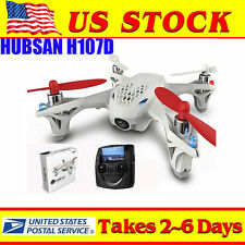 Hubsan X4 H107D RC Quadcopter FPV with Camera Live Video LCD Transmitter