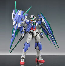 Daban Gundam model 1:100 MG 00Q 6622 00 Qan[T] Quanta with GN IV & LED