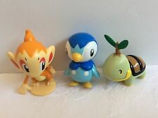 Set of 3 Nintendo Pokemon Bakery Crafts Figurines PVC Cake Kit Toppers brand new