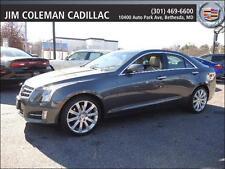 Cadillac: ATS Premium 3.6L V6 AWD Certified