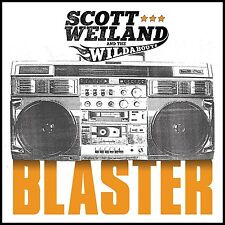 SCOTT & THE WILDABOUTS WEILAND - BLASTER  CD NEU