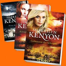 Sherrilyn Kenyon   Dark Hunter 15+16+17   Prinz + Königin + Gebieterin (Buch)