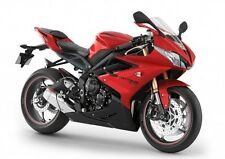 Triumph Touch Up Brush Paint Tornado Red Daytona Speed Street Triple CM