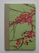x Cherry Blossom Nathan Murrell 80pg notebook travel journal diary poetry quote