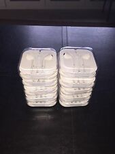 5 x New Genuine Apple Earphones* Wholesale* Retail Price For 5 is £125* WOW