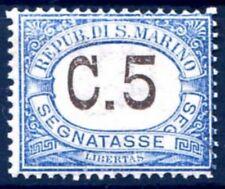 SEGNATASSE 1925 - Centesimi 5 nuovo **