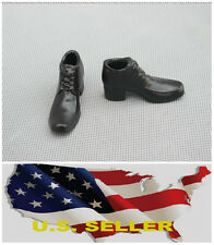 "❶❶*NEW* 1/6 shoes for 12"" male Figure high heeled dress shoes SHIP FROM US❶❶"