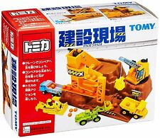 TAKARA TOMY JAPAN TOMICA TOWN Car Construction Site