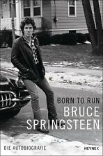 Born to Run von Bruce Springsteen Autobiographie